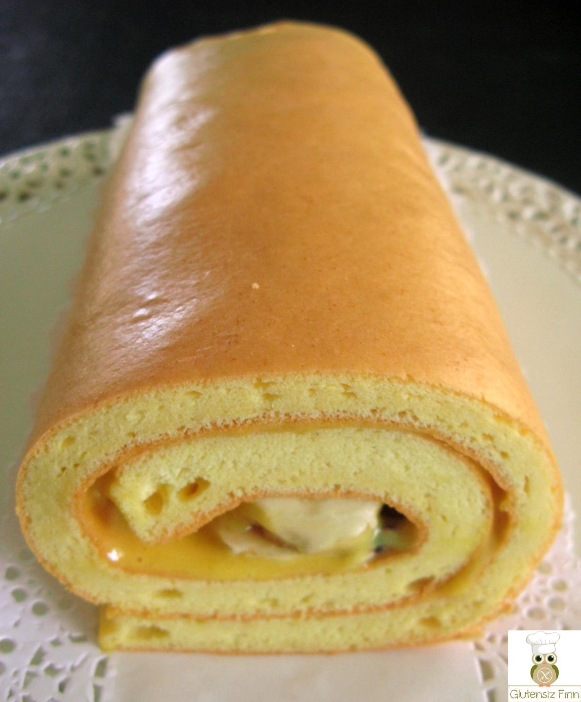 Glutensiz Meyveli Pasta | Glutensiz Fırın